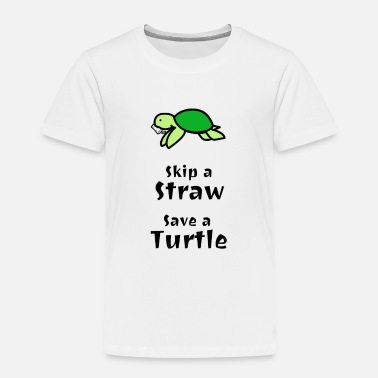 Sea Save a turtle - Toddler Premium T-Shirt
