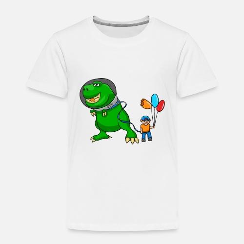 Birthday Boy Dinosaur Party Dinosaur Birthday Toddler Premium T