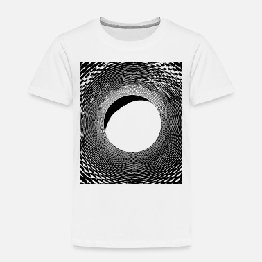 Mathematics Geometric Art - Toddler Premium T-Shirt