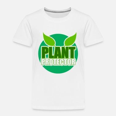 Nuclear Plant protector. Earth Day, natural reserve - Toddler Premium T-Shirt