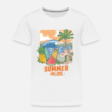 Summer Holidays Summer Holiday - Toddler Premium T-Shirt