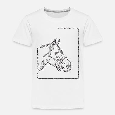 Hor Hors - Toddler Premium T-Shirt