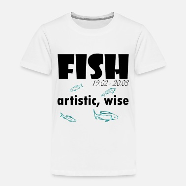 Horoscope horoscop fish - Toddler Premium T-Shirt