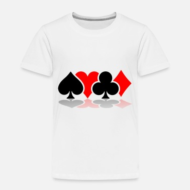 Poker Poker - Toddler Premium T-Shirt