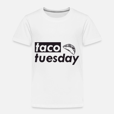 Meal taco tuesday - Toddler Premium T-Shirt