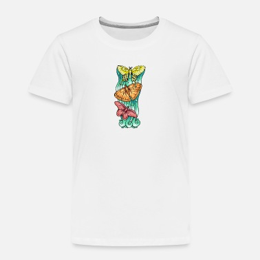 Trio Butterfly Trio - Toddler Premium T-Shirt