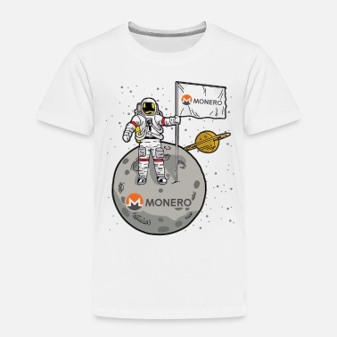 Dash CRYPTO MONERO - Toddler Premium T-Shirt