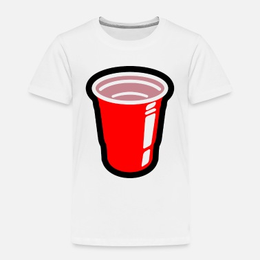 red cup - Toddler Premium T-Shirt