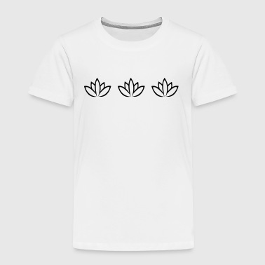 lotus - Toddler Premium T-Shirt