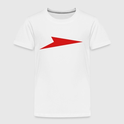 Strale Dinghy Jolle sailing class - Toddler Premium T-Shirt