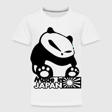 Made In Japan Panda - Toddler Premium T-Shirt