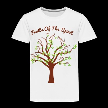 Fruits Of The Spirit T-Shirt - Toddler Premium T-Shirt