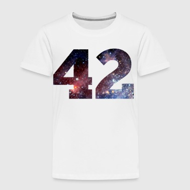 42 Universal Answer - Toddler Premium T-Shirt