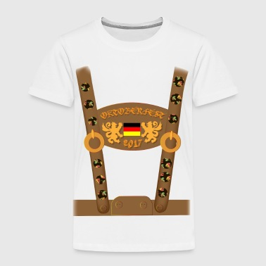 German Octoberfest Munich Beer Germany Wurst - Toddler Premium T-Shirt