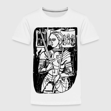 Joan Of Arc - Toddler Premium T-Shirt