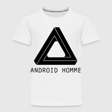 Android Homme - Toddler Premium T-Shirt