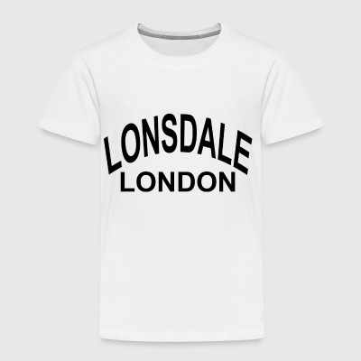 Lonsdale London - Toddler Premium T-Shirt
