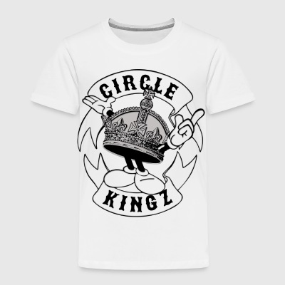 circle kingz - Toddler Premium T-Shirt