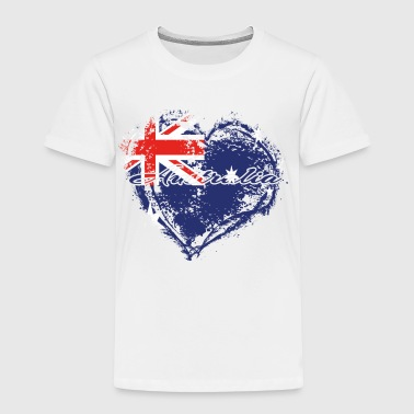 HOME ROOTS COUNTRY GIFT LOVE Australia - Toddler Premium T-Shirt