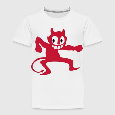 devil - Toddler Premium T-Shirt