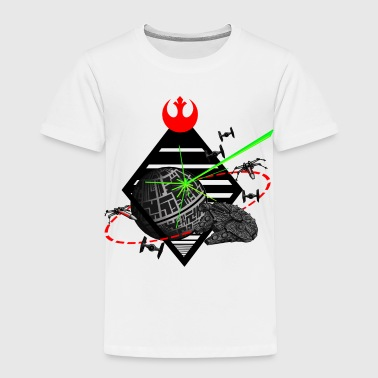 Death Star Run - Toddler Premium T-Shirt
