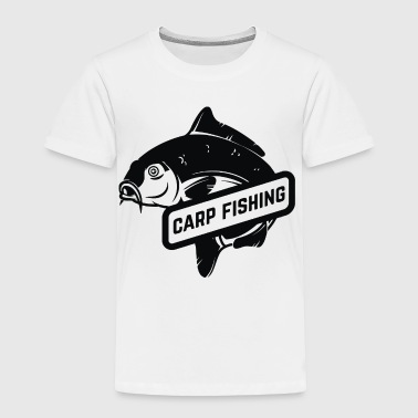 Fish Carp - Toddler Premium T-Shirt