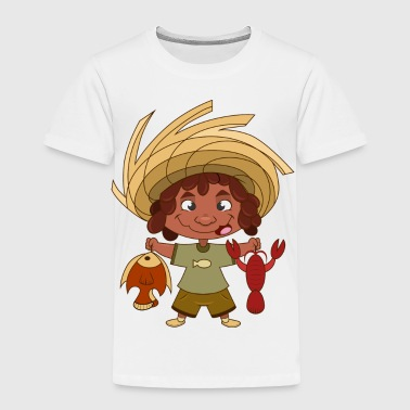 fisherman - Toddler Premium T-Shirt