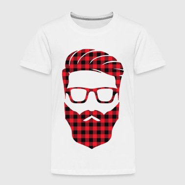 HIPSTER TILES - Toddler Premium T-Shirt