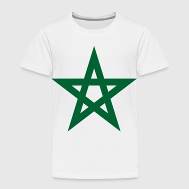 Morocco Star - Toddler Premium T-Shirt