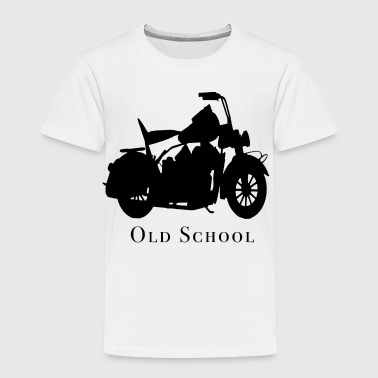 Old school bike - Toddler Premium T-Shirt