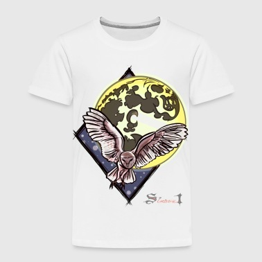 Flight of the Owl - Toddler Premium T-Shirt