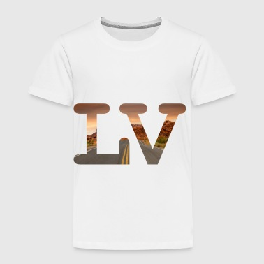 Las Vegas Design - Toddler Premium T-Shirt