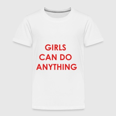 GIRLS - Toddler Premium T-Shirt