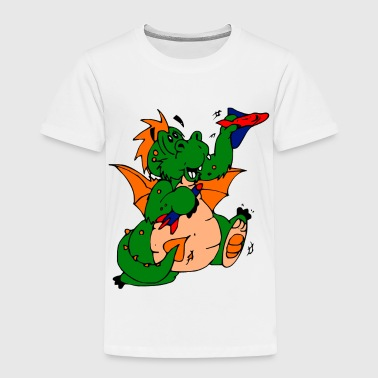 baby dragon - Toddler Premium T-Shirt
