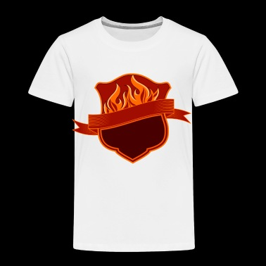 GRILL BADGE - Toddler Premium T-Shirt