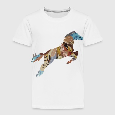 STALLION - Toddler Premium T-Shirt