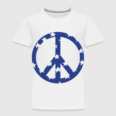 peace sign - Toddler Premium T-Shirt