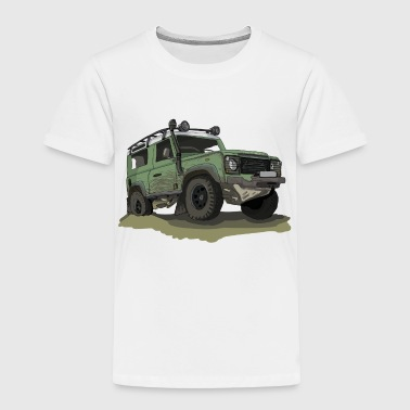 Defender - Ninety 90 - Toddler Premium T-Shirt
