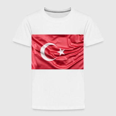 flag of turkey - Toddler Premium T-Shirt