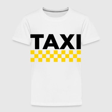 New York Taxi - Toddler Premium T-Shirt