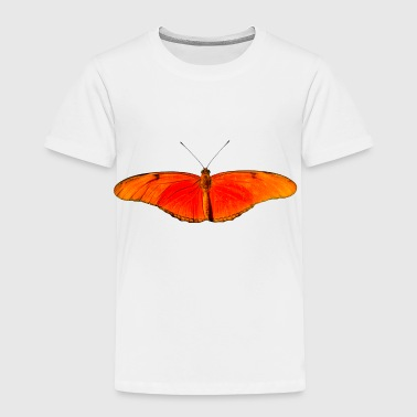 butterfly schmetterlinge insect insekten animal ti - Toddler Premium T-Shirt