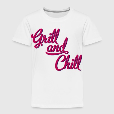 grill - Toddler Premium T-Shirt