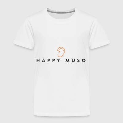 Happy Muso Official - Toddler Premium T-Shirt