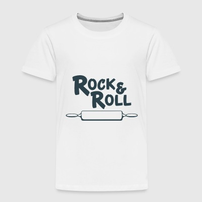 Rock and Roll Kitchen - Toddler Premium T-Shirt