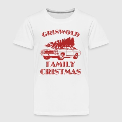 Christmas Vacation Griswold - Toddler Premium T-Shirt