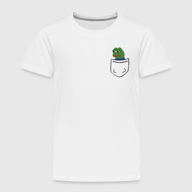 tiny pocket pepe - Toddler Premium T-Shirt