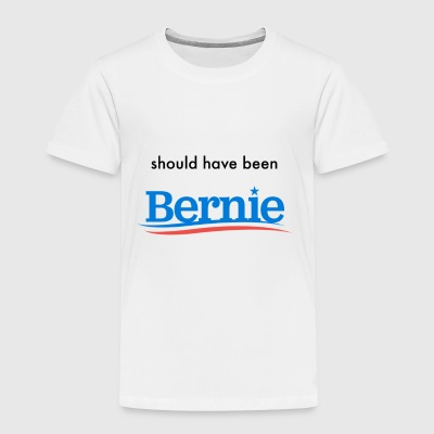 bernie_black - Toddler Premium T-Shirt