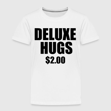 Deluxe Hugs - Toddler Premium T-Shirt
