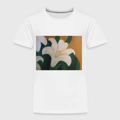 Single Flower - Toddler Premium T-Shirt