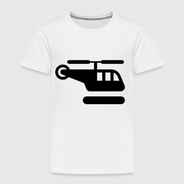 airplane aeroplane flugzeug heissluftballon air ba - Toddler Premium T-Shirt